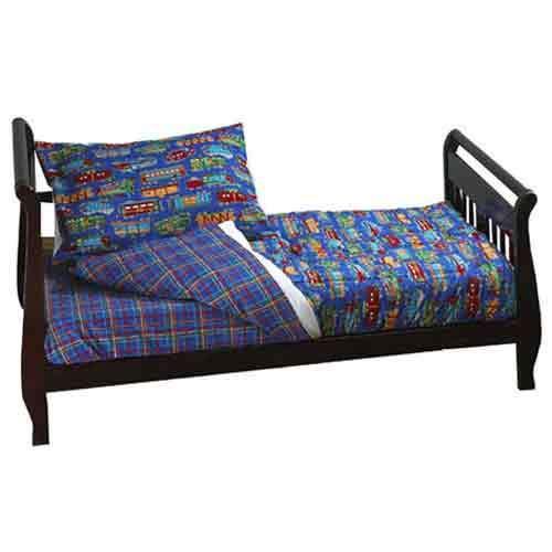 Choo Choo Trains Toddler Complete Bedding Sets *NEW*