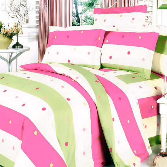 Colorful Life 300 Thread Count Cotton Sheet Set *New*