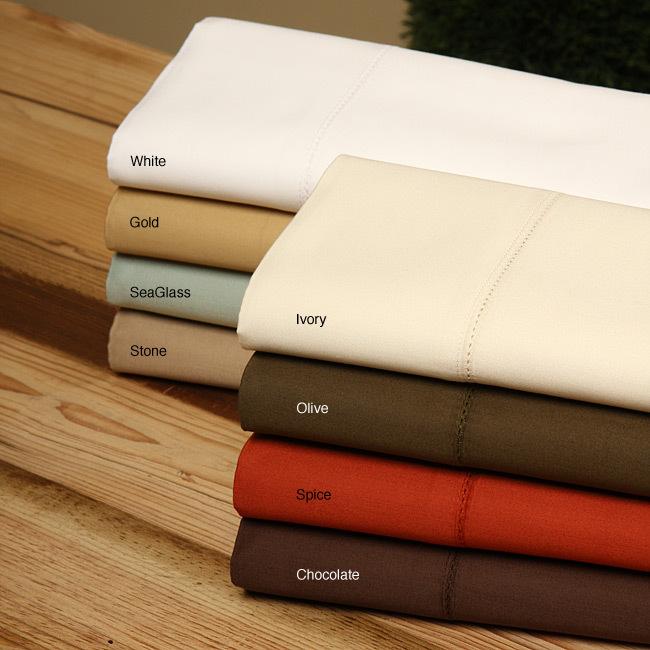 Luxury Hemstich 800 Thread Count Cotton Sheet Set