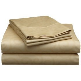 Scroll 300 Thread Count Cotton Pillow Case Set 2