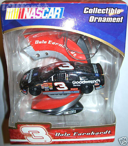 TREVCO Collectable Ornament #3 Dale Earnhardt 2006 *NEW