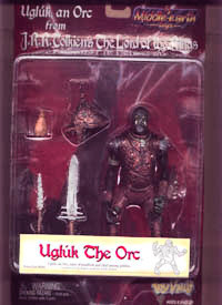 TOY VAULT Lord of the Rings Ugluk The Orc *NEW*