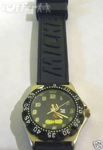 Disney Store Mickey Wristwatch Watch