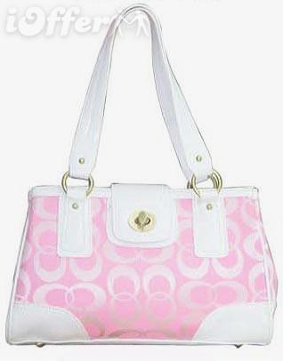 Fashion Inspire Signature Satchel Handbag *NEW*