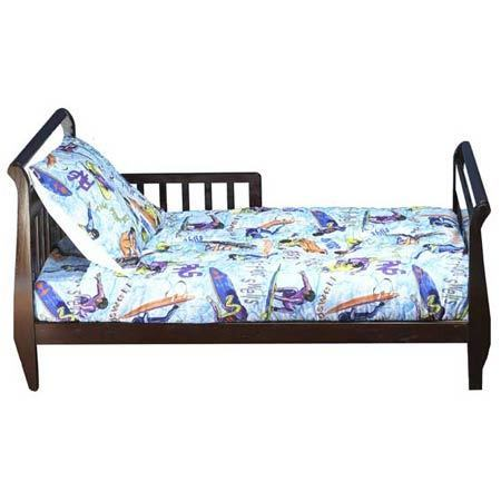Sport Fad Twin Toddler Boys Bedding Set *NEW*