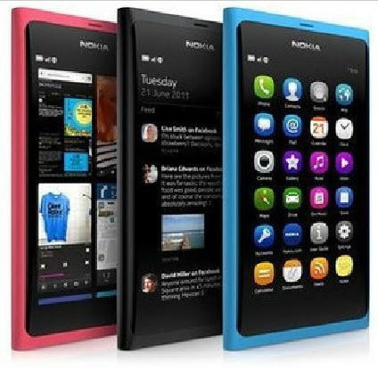 "Nokia N9 cell phone 3.9"" unlocked mobile phone"