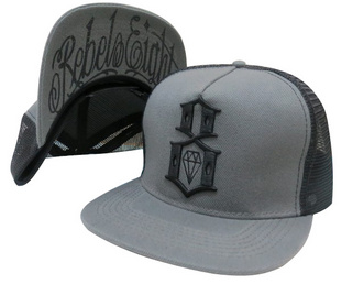 2012 New Rebel Eight R8 LOGO Snapback Can adjust hat&cap